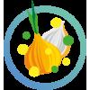 Onion Flavones® age control+