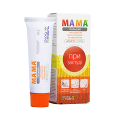 МАМА balm with coltsfoot extract