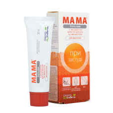 MAMA balm with coltsfoot extract