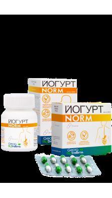 Йогурт NORM